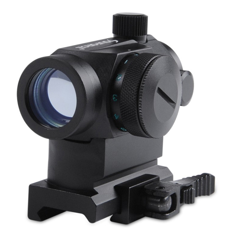 QD Visoka Crvena Zelena Točka Holografski Prizor Riflescope Brzo - Lov - Foto 2