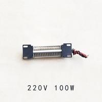 Geïsoleerde Ptc Keramische Air Heater Elektrische Kachel 100W Ac Dc 220V 98*32 Mm-in Elektrische Verwarmings Onderdelen van Huishoudelijk Apparatuur op