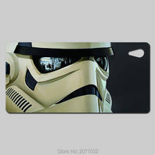 Star wars to stormtroopers Phone cases For Sony Xperia Z5 Z4 Z3 Z2 Z1 Compact Z L36H C3 E3 E4 M2 M4 Aqua M C1904 ZR C5502(China)