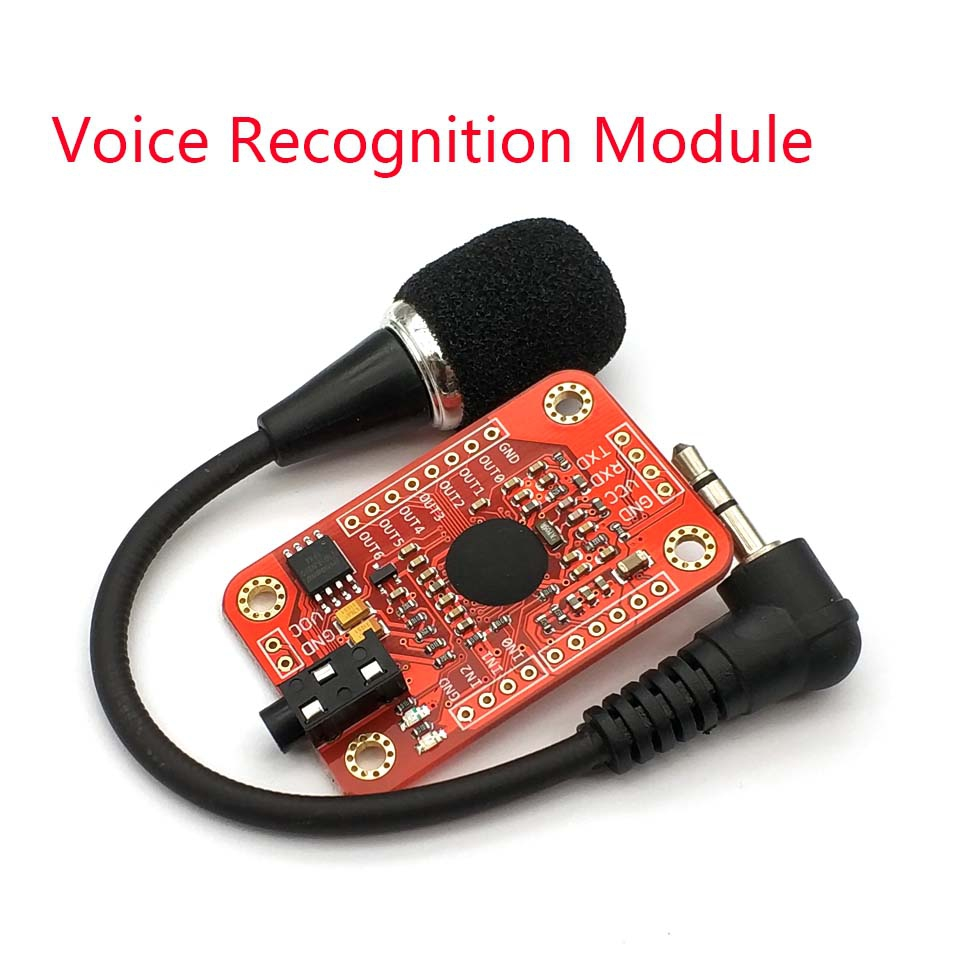US $17 55 15% OFF|Speak Recognition, Voice Recognition Module V3-in  Replacement Parts & Accessories from Consumer Electronics on Aliexpress com  |