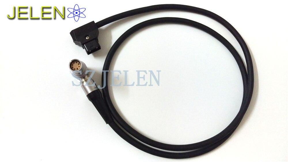 camera ALEXA MINI power cable(Cable length;1M), 8 pin plug, FHJ.2B.308.CLLD,camera ALEXA MINI power plugs D-TAP B-type plug turn lemo connector 8 pin plug fhj 2b 308 clld z camera alexa mini 8 pin connector plug