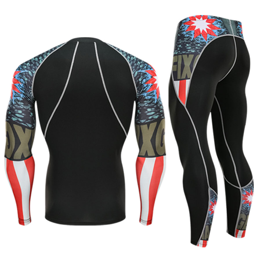 Compression Thermal Suit 2