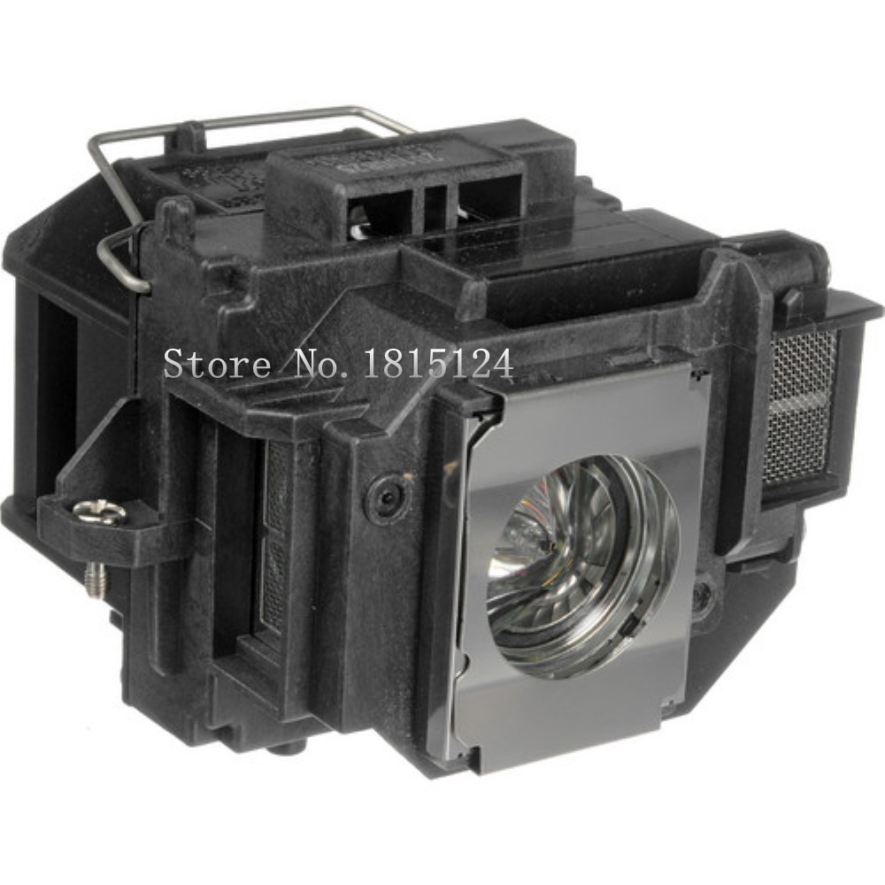 Epson ELPLP58 Original Replacement Projector Lamp for PowerLite S9/1220/1260;EX3200/X5200/EX7200/VS200 Multimedia Projectors replacement original projector elplp88 lamp for epson powerlite s27 x27 w29 97h 98h 99wh 955wh and 965h projectors