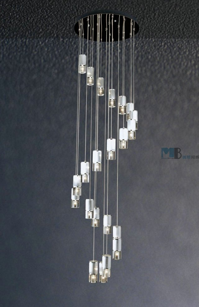 modern crystal Suspension Luminaire Pendant Lamp E27 110-240V Chain Pendant lights for Home Parlor Dining bed Room 2015 brief modern fashion circle pendant lights voltage 220 240v