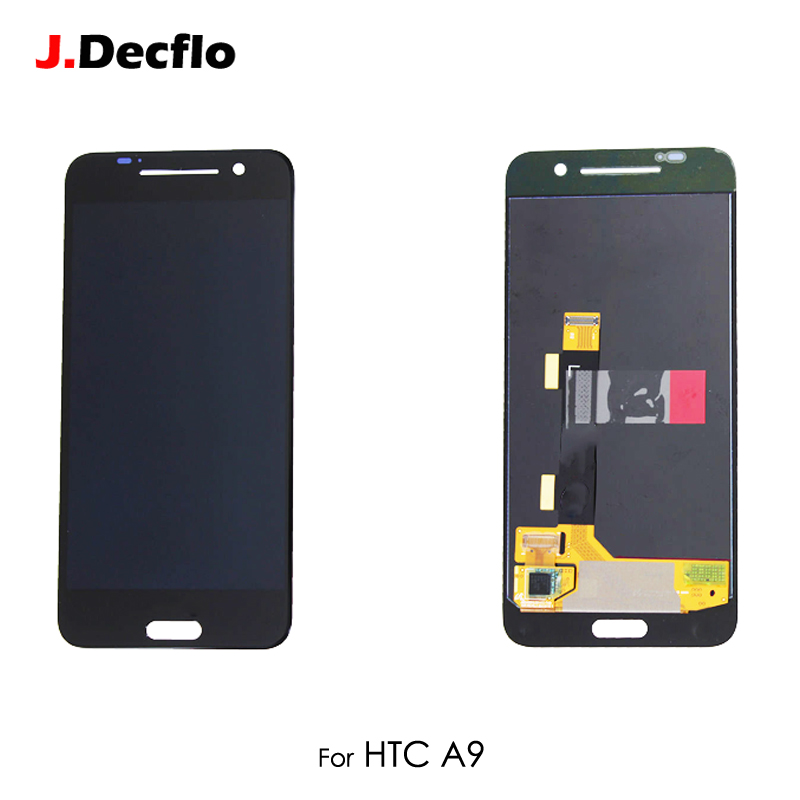 For HTC One A9 A9W A9T A9D A9U LCD Display Touch Screen Digitizer Assembly Replacement Without Frame Original 5.0 BlackFor HTC One A9 A9W A9T A9D A9U LCD Display Touch Screen Digitizer Assembly Replacement Without Frame Original 5.0 Black