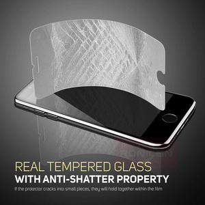Image 5 - For Lenovo K6 Power Tempered Glass 5.0 inch 0.3mm Amazing H Anti Explosion Screen Protector For Lenovo K6 Cover case film