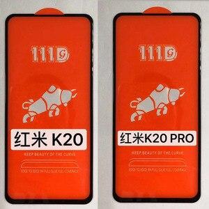 Image 2 - 50pcs עבור Xiaomi Redmi 9/הערה 8T/הערה 8 פרו/Redmi 8A פרו/7A/6A/Redmi 7/הערה 6 פרו/הערה 7 פרו 111D מלא כיסוי מזג זכוכית