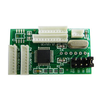 1 pc New chip restore for HP 500 with high quality chip decoder card for HP 500 510 800 100 111 120 130 etc, printer
