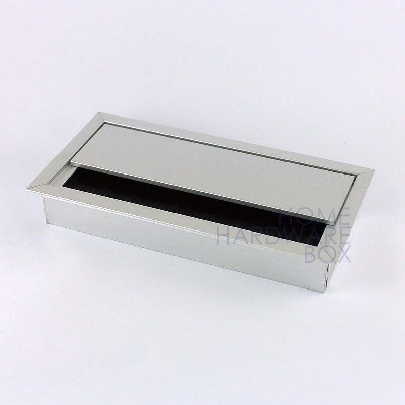 Aliexpress Com Buy Office Table Wire Grommet Brush Flip
