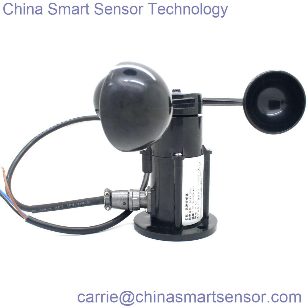 0-5V/4-20ma 485 Type Wind Speed Sensor/Voltage Output Anemometer/360 Degree  цены