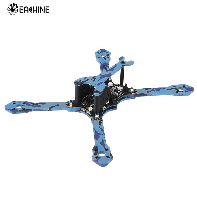 Eachine Wizard TS215 215mm FPV Racing Frame 4mm Frame Arms Carbon Fiber For Multi Rotor parts