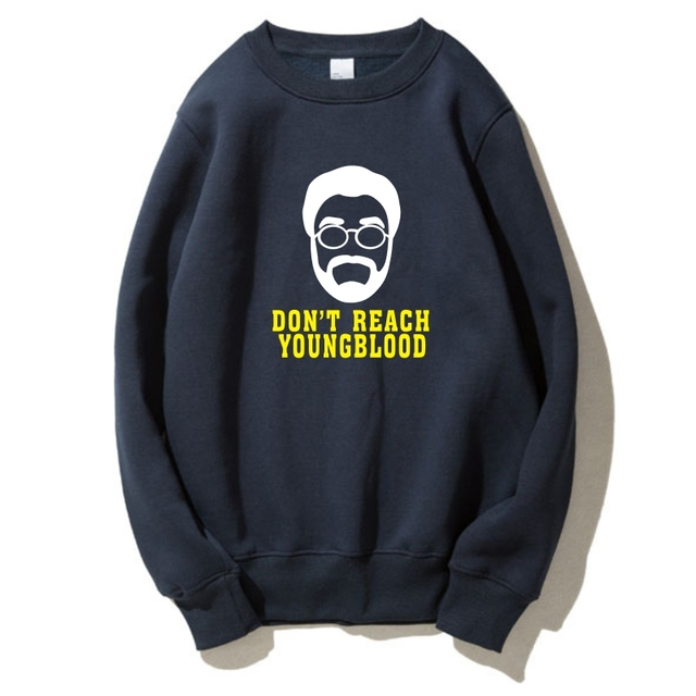 7deb4033e Ectic O neck hoody Uncle Drew don't reach youngblood basketballs O neck man  and sweat shirt