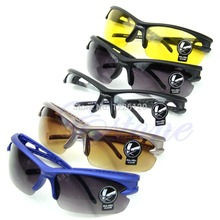 Motocycle UV Protective Goggles Sunglasses Running Sports Sun Glasses