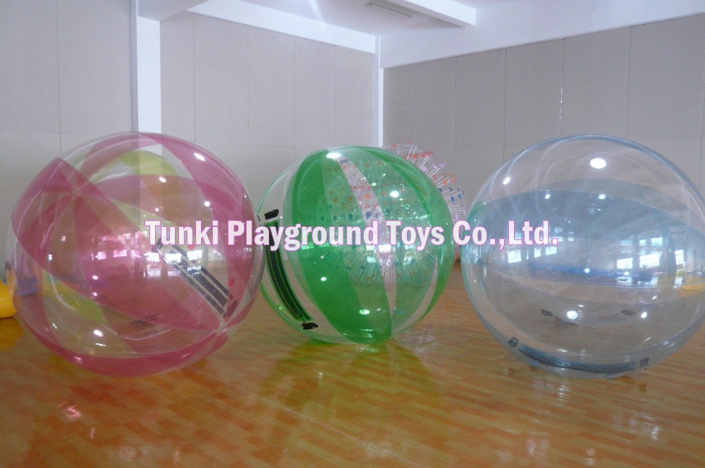 inflable agua bubble human hamster ball rolling water ball