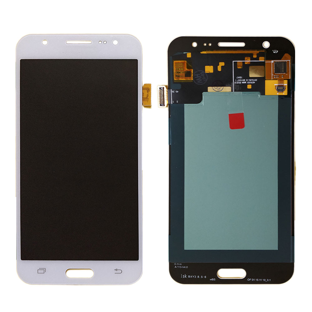 J500 AMOLED LCD pour SAMSUNG J5 2015 LCD écran tactile numériseur assemblée J500F J500H J500FN J500M J500Y J500G oled lcd