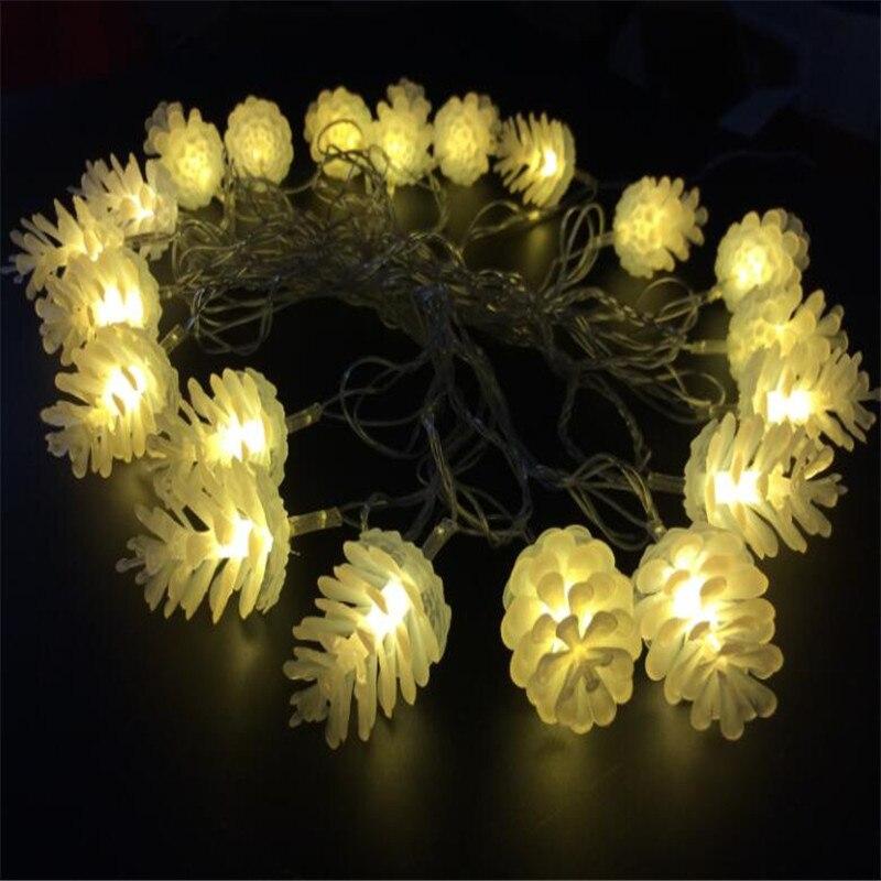 Luz Conduzida da Corda luzes de natal led string Plugue : eu Plug