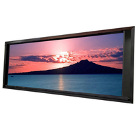 Новые технологии 8 K ТВ СВЕТОДИОДНЫЙ экран P1.56 smd RGB видео дисплей ledwall ultra hd