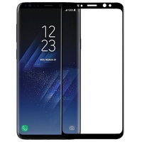 NILLKIN 3D CP MAX For Samsung Galaxy S9 SM G960 Full Coverage Curved Anti Explosion Tempered