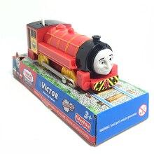 Виктор T0151 Электрический Томас и друг Trackmaster двигатель Моторизованный поезд Chinldren дети пластиковые игрушки подарок с пакетом СИБ