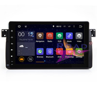TOPNAVI 4G+32GB New Android 8.0 Octa Core Car Media Center For BMW 3 Series E46 MG ZT Rove Stereo GPS Navigation Player NO DVD