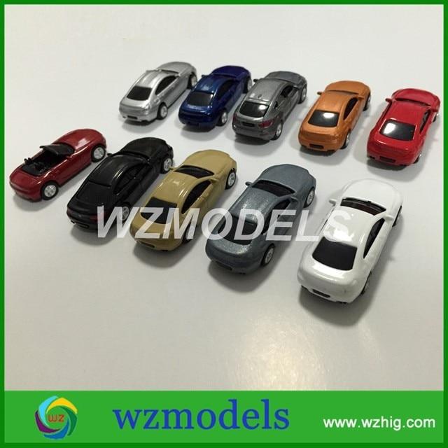 Architettura ho modello in scala 1:100 auto da corsa/mini macchinine ...