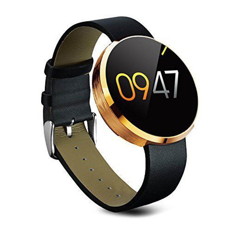 Android Buetooth Smarwatch font b Smart b font font b Watch b font Heartrate Monitor IPS