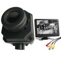 Vehículo montado visión nocturna conducción infrarroja cámara de imágenes térmicas caza búsqueda cámara de visión térmica
