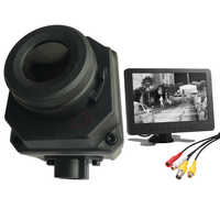 Vehicle mounted night vision driving infrared thermal imaging camera hunting search thermo vision camera