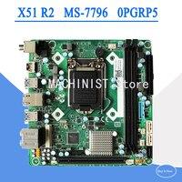 MS 7796 For DELL Alienware X51 R2 MS 7796 mini ITX H87 LGA1150 0PGRP5 DDR3 motherboard