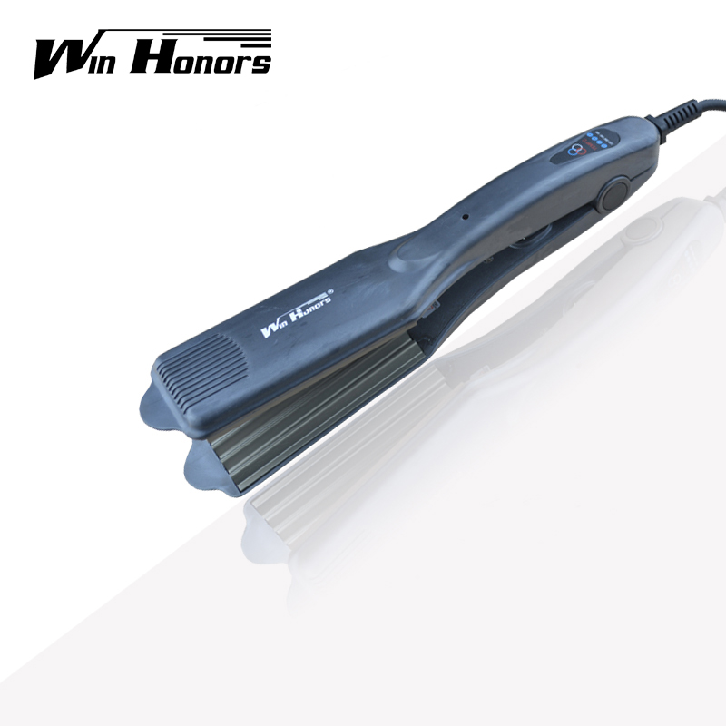 Gladay Profissional Hair Wave Iron 1 75 Quot Inch Corrugated