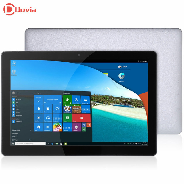 Teclast TBook 12 Pro 12.2 inch 2 in 1 Tablet PC Intel Cherry Trail X5 Z8300 Quad Core Windows 10 Android 5.1 OS 4GB RAM 64GB ROM