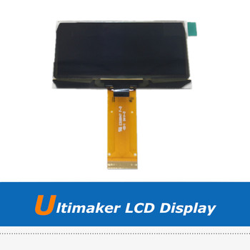 цена на 1pc Ultimaker 2 3D Printer Parts LCD 2.42 OLED Display Panel For UM2 Ultimaker2 Motherboard