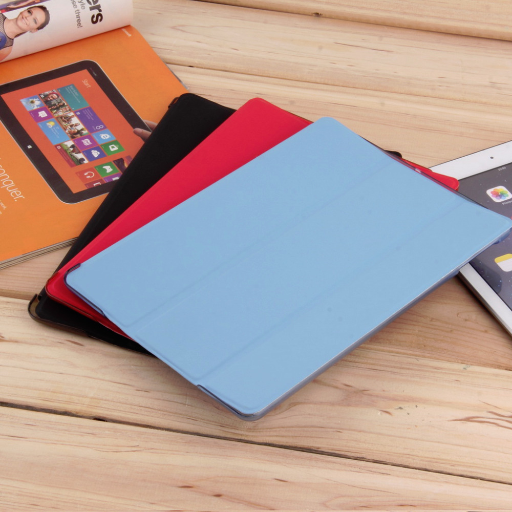 1Pc New Smart Case For Ipad Air For Ipad Air 2 Retina Slim Stand Leather Back Cover Hot Worldwide