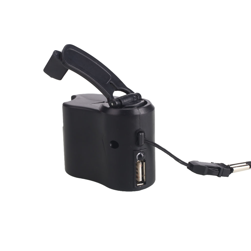 600mA Charger Generator Hand Powered Generator Mobile