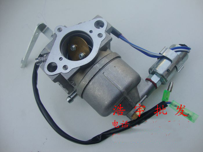 цена на EF6600 185F carburetor gasoline engine generator parts in original high quality postage