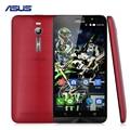 Asus zenfone 2 ze551ml intel atom z3560 quad-core 1.8 ghz android 5.0 Smartphone 4 GB RAM 16 GB ROM 5.5 Polegada 4G LTE Telefone Móvel