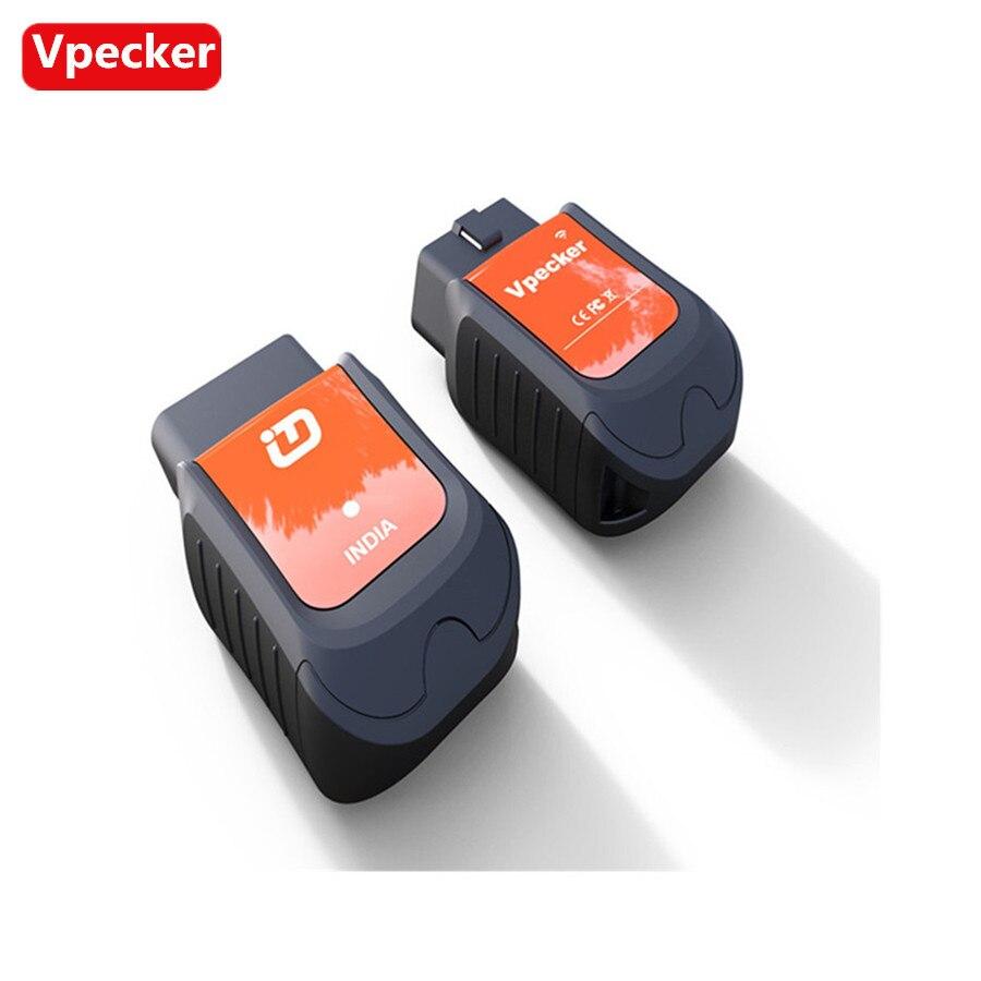 VPECKER EASYDIAG India Version Wireless OBDII OBD2 Full Diagnostic Tool for Tata/Maruti/Mahindra