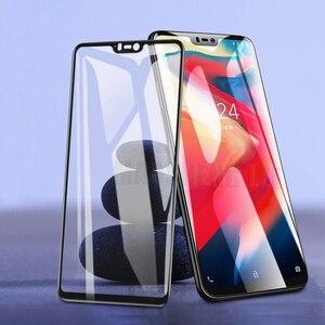 Image 2 - Закаленное стекло 9D для Oneplus 6, 6T, 5, 5T, 7, защита экрана с полным покрытием, закаленное стекло для oneplus 5t, 6t, защитная пленка