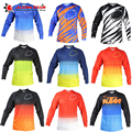 TLD Mens & Youth Black/Hi-Vis Yellow Element Racewear Shocker Dirt Bike Jersey MX ATV Motocross T-shirt