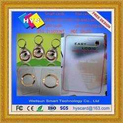 Настройка печати пластиковых карт и ПВХ смарт-карты для бесконтактных ID/карт IC приложений, rfid карты с NFC