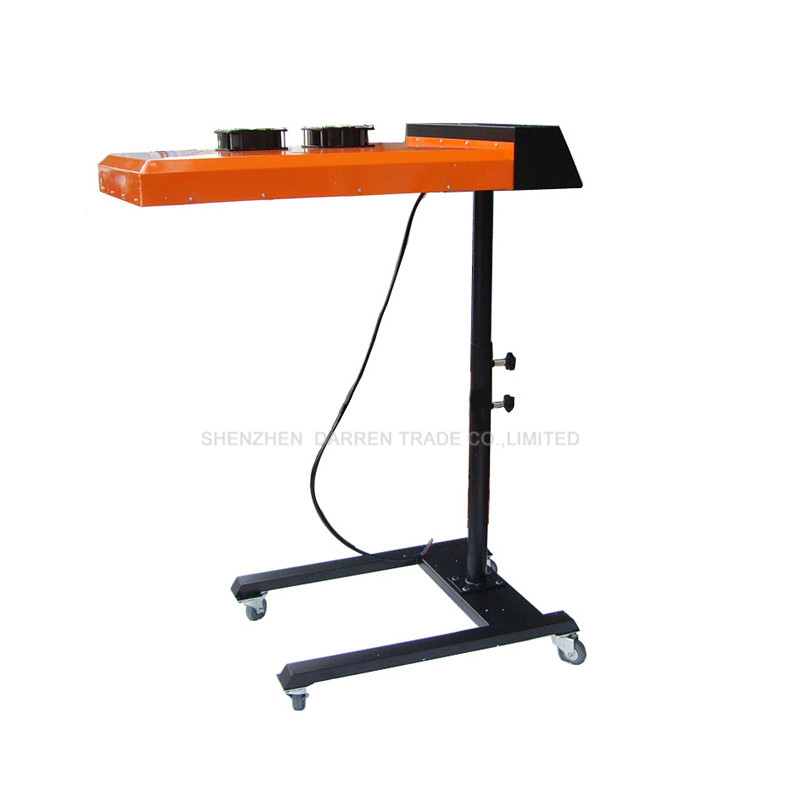 1PCS ND602 New Flash dryer for silk screen printing machine Tshirt printing machine printing area 50*60CM /220V automatic balloon printing machine balloons silk printing machine balloons serigraphy machine