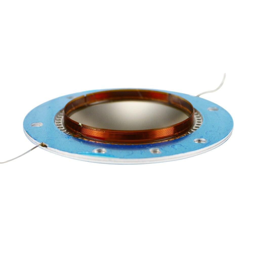 Image 3 - Ghxamp 51mm tweeter bobina de voz filme titânio 8 ohm alto falante peças reparo cobre redondo wirefor PV 22xt 22t 22a 2 peçasAcessórios de caixas de som   -