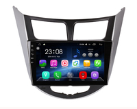 9 Inch Touch Screen Android 5 1 1 System Car DVD GPS Auto Radio Autoradio Stereo