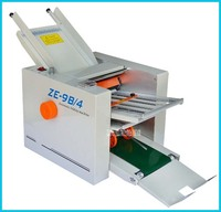 ZE 9B / 4 Folding Paper Automatic Paper Max 210x600mm, High Speed, 4 Folding Trays, Large Workload 220V/50 Hz Automatic folding