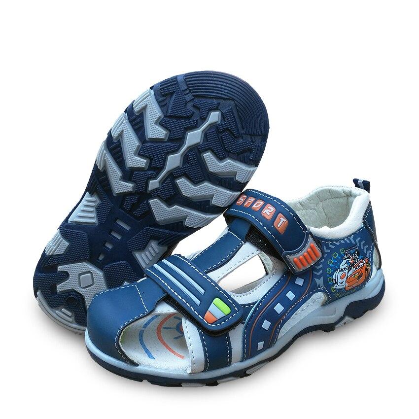 new 1 pair PU BOY arch support Children Sandals  shoes, Kids/childs Summer Shoesnew 1 pair PU BOY arch support Children Sandals  shoes, Kids/childs Summer Shoes