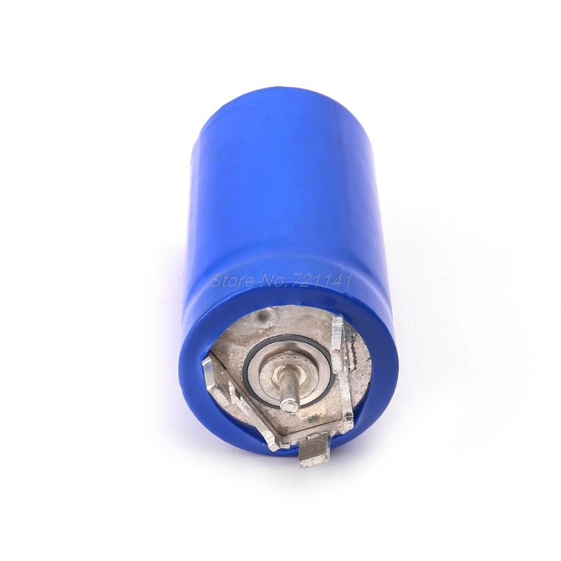 DC 2.7V 350F Supercapacitor 35 x 60mm Capacitors Volume Electrical Component