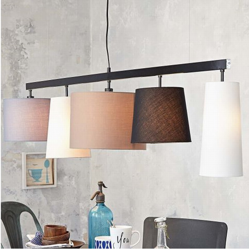 Modern Ceiling Light Dinner Room Pendant Lamp Kitchen: Aliexpress.com : Buy Modern Large Fashion Fabric Ceiling