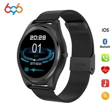 696 N3 Pro Smart Watch 1.3 inch Waterproof Smartwatch Blood Pressure Heart Rate Monitor Pedometer Bluetooth Wearable Devices