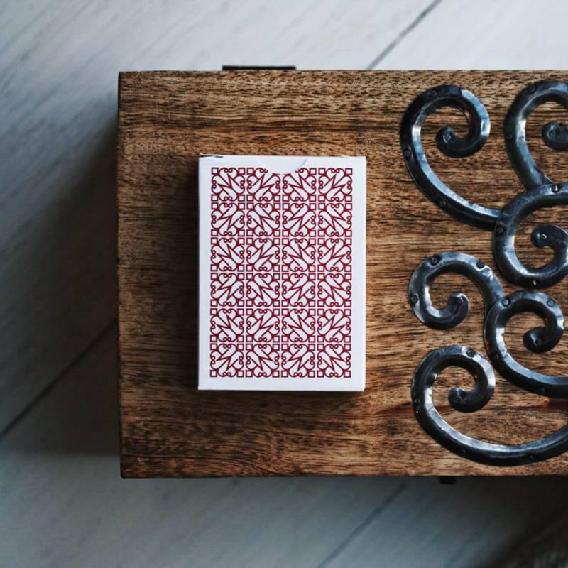 Accessoires de magie ellusionniste limitée Daniel Madison Revolvers cartes à jouer