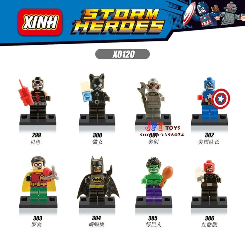 Blocks Disciplined 80pcs Starwars Superhero Batman Catwoman Bane Building Blocks Bricks Friends For Girl Boy House Kids Children Toys Iluminador Low Price